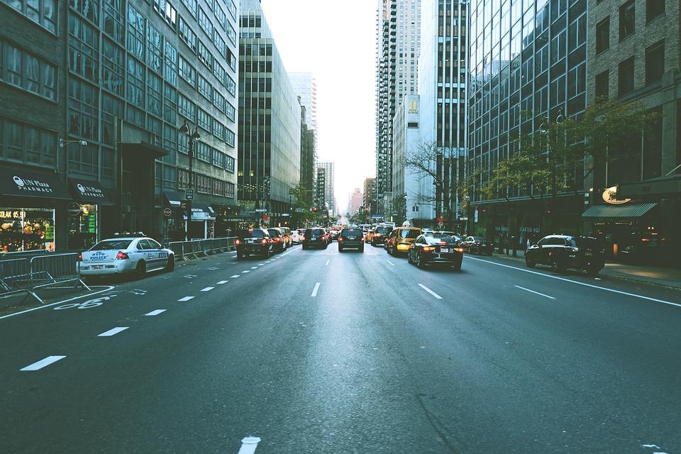 americká ulice