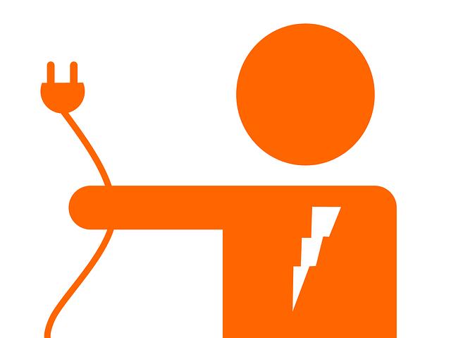 figurka elektrikáře
